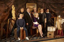 photo 13/95 - Bob Balaban, George Clooney, John Goodman, Bill Murray, Cate Blanchett, Matt Damon, Grant Heslov - Monuments Men - © 20th Century Fox