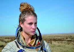 photo 4/14 - Marie De Villepin - Baikonur - © Aramis Films