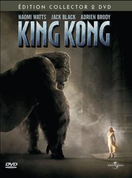 King Kong Dvd- Edition Collector - Pack à plat photo 8 sur 360