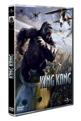 King Kong Dvd - Edition simple - Pack 3D photo 5 sur 360
