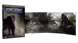 King Kong Dvd - Edition Collector - Pack ouvert photo 6 sur 360
