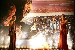 photo 294/360 - Avant-première de King Kong - Paris, le 10 Décembre 2005 - © Bertrand Rindoff Petroff - King Kong