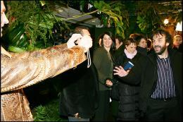 photo 304/360 - Avant-première de King Kong - Paris, le 10 Décembre 2005 - © Bertrand Rindoff Petroff - King Kong