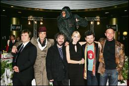 photo 305/360 - Avant-première de King Kong - Paris, le 10 Décembre 2005 - © Bertrand Rindoff Petroff - King Kong