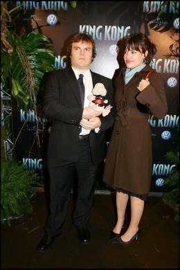 photo 300/360 - Avant-première de King Kong - Paris, le 10 Décembre 2005 - © Bertrand Rindoff Petroff - King Kong