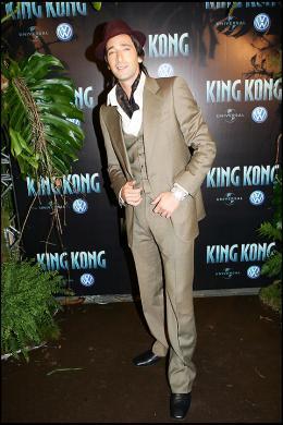 photo 306/360 - Avant-première de King Kong - Paris, le 10 Décembre 2005 - © Bertrand Rindoff Petroff - King Kong