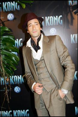 photo 309/360 - Avant-première de King Kong - Paris, le 10 Décembre 2005 - © Bertrand Rindoff Petroff - King Kong
