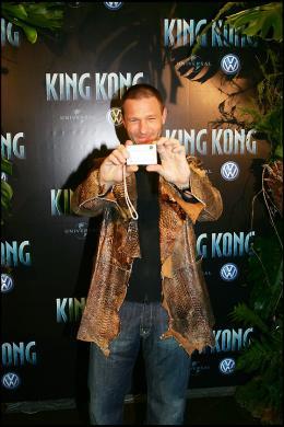 photo 343/360 - Avant-première de King Kong - Paris, le 10 Décembre 2005 - © Bertrand Rindoff Petroff - King Kong