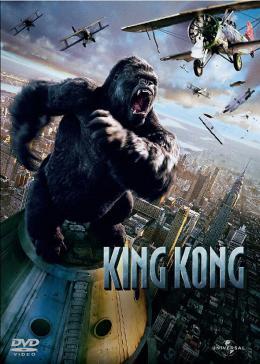 King Kong Dvd- Edition Simple - Pack à plat photo 9 sur 360