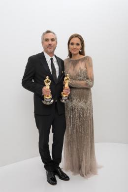 Alfonso Cuaron 86�me C�r�monie des Oscars 2014 photo 9 sur 43