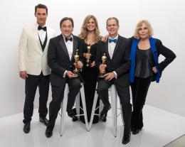 Jennifer Lee 86ème Cérémonie des Oscars 2014 photo 1 sur 2