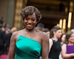 Viola Davis 86ème Cérémonie des Oscars 2014 photo 8 sur 47