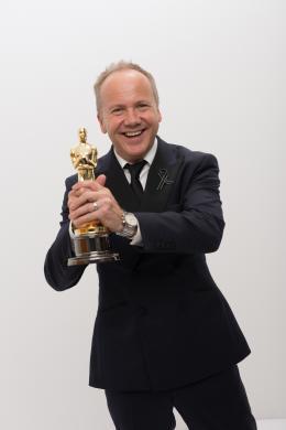 Glenn Freemantle 86ème Cérémonie des Oscars 2014 photo 2 sur 2