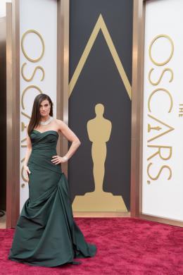 Idina Menzel 86ème Cérémonie des Oscars 2014 photo 1 sur 6