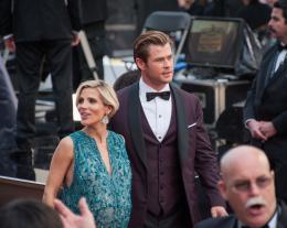 Elsa Pataky 86ème Cérémonie des Oscars 2014 photo 9 sur 25