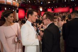 Bono 86ème Cérémonie des Oscars 2014 photo 3 sur 7