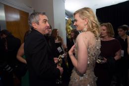 Alfonso Cuaron 86�me C�r�monie des Oscars 2014 photo 7 sur 43