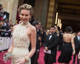 Portia de Rossi 86ème Cérémonie des Oscars 2014 photo 10 sur 10