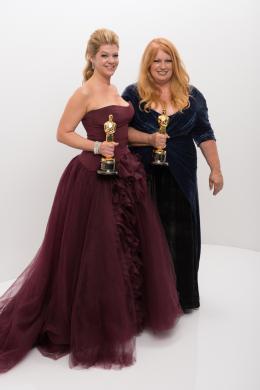 Robin Mathews 86ème Cérémonie des Oscars 2014 photo 2 sur 2