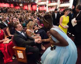 Lupita Nyong'o 86�me C�r�monie des Oscars 2014 photo 7 sur 22