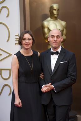 Signe Byrge Sørensen 86ème Cérémonie des Oscars 2014 photo 1 sur 1