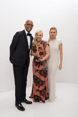 Catherine Martin (l) 86ème Cérémonie des Oscars 2014 photo 3 sur 3