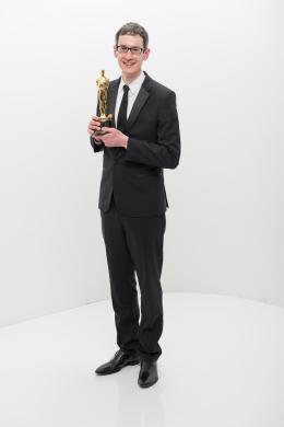 Steven Price 86�me C�r�monie des Oscars 2014 photo 1 sur 1