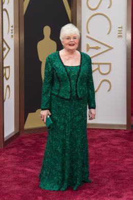 June Squibb 86ème Cérémonie des Oscars 2014 photo 1 sur 6