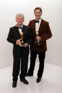 Malcolm Clarke 86ème Cérémonie des Oscars 2014 photo 1 sur 1