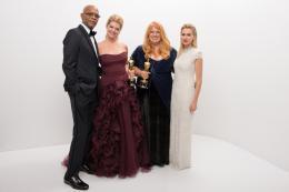 Robin Mathews 86ème Cérémonie des Oscars 2014 photo 1 sur 2