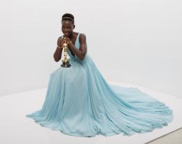 Lupita Nyong'o 86�me C�r�monie des Oscars 2014 photo 5 sur 22