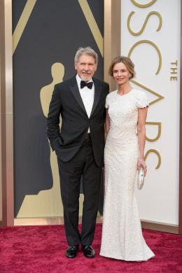 Calista Flockhart 86ème Cérémonie des Oscars 2014 photo 1 sur 15