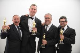 Skip Lievsay 86ème Cérémonie des Oscars 2014 photo 1 sur 1