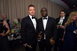 Steve Mc Queen 86ème Cérémonie des Oscars 2014 photo 3 sur 29