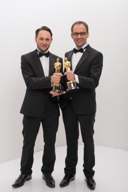 Laurent Witz 86ème Cérémonie des Oscars 2014 photo 1 sur 1