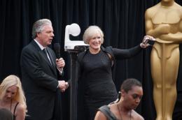 Glenn Close 86ème Cérémonie des Oscars 2014 photo 6 sur 64