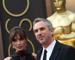 Alfonso Cuaron 86�me C�r�monie des Oscars 2014 photo 5 sur 43