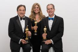 Jennifer Lee 86ème Cérémonie des Oscars 2014 photo 2 sur 2
