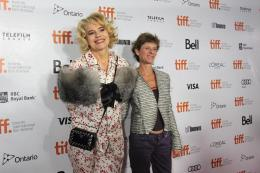 Marion Vernoux Présentation du film Les Beaux Jours - Toronto 2013 photo 5 sur 8