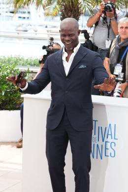 photo 73/126 - Djimon Hounsou - Photocall du 67ème Festival International du Film de Cannes 2014 - Dragons 2 - © Isabelle Vautier pour CommeAuCinema.com