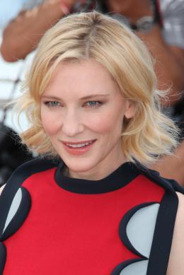 photo 58/126 - Cate Blanchett - Photocall du 67ème Festival International du Film de Cannes 2014 - Dragons 2 - © Isabelle Vautier pour CommeAuCinema.com