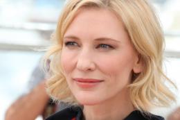 photo 56/126 - Cate Blanchett - Photocall du 67ème Festival International du Film de Cannes 2014 - Dragons 2 - © Isabelle Vautier pour CommeAuCinema.com