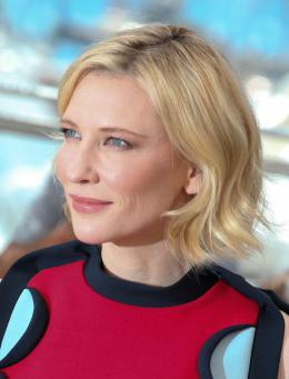 photo 53/126 - Cate Blanchett - Photocall du 67ème Festival International du Film de Cannes 2014 - Dragons 2 - © Isabelle Vautier pour CommeAuCinema.com