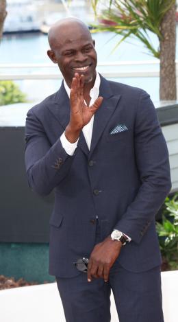 photo 69/126 - Djimon Hounsou - Photocall du 67ème Festival International du Film de Cannes 2014 - Dragons 2 - © Isabelle Vautier pour CommeAuCinema.com