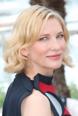 photo 81/126 - Cate Blanchett - Photocall du 67ème Festival International du Film de Cannes 2014 - Dragons 2 - © Isabelle Vautier pour CommeAuCinema.com