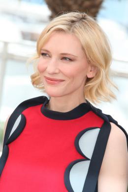photo 78/126 - Cate Blanchett - Photocall du 67ème Festival International du Film de Cannes 2014 - Dragons 2 - © Isabelle Vautier pour CommeAuCinema.com