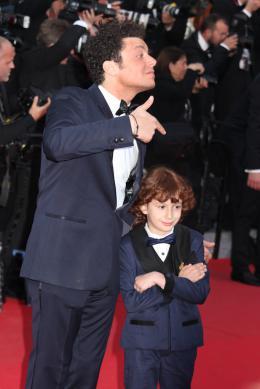 Enzo Tomasini Montée des marches du 67ème Festival International du Film de Cannes 2014 photo 2 sur 17