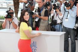 photo 62/126 - America Ferrera - Photocall du 67ème Festival International du Film de Cannes 2014 - Dragons 2 - © Isabelle Vautier pour CommeAuCinema.com
