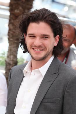 photo 63/126 - Kit Harington - Photocall du 67ème Festival International du Film de Cannes 2014 - Dragons 2 - © Isabelle Vautier pour CommeAuCinema.com