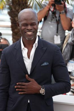 photo 68/126 - Djimon Hounsou - Photocall du 67ème Festival International du Film de Cannes 2014 - Dragons 2 - © Isabelle Vautier pour CommeAuCinema.com